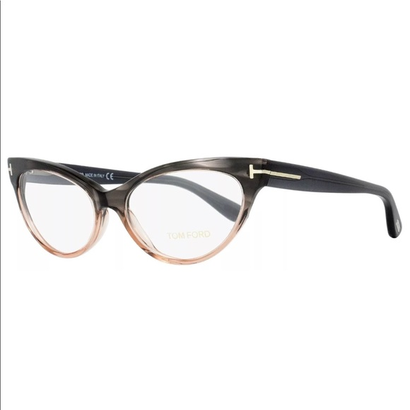 Eyeglasses Tom Ford FT 5354 075 Fuchsia Violet//Clear